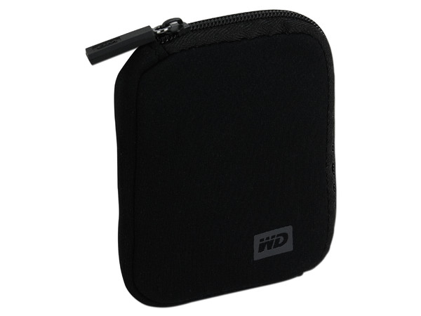 Funda Western Digital Soft Carrying Case para Disco Duro My Passport Essential, My Passport y My Passport Elite.